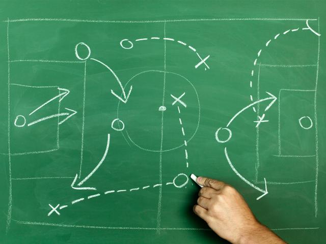 יש לך תוכנית משחק מפורטת איך אתה הולך לעבור את פיננסית א או שאתה פשוט ״זורם״ ומאלתר?